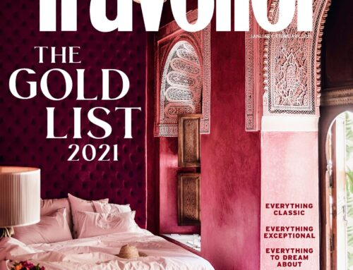 Condé Nast Traveller Reveals The Gold List 2021