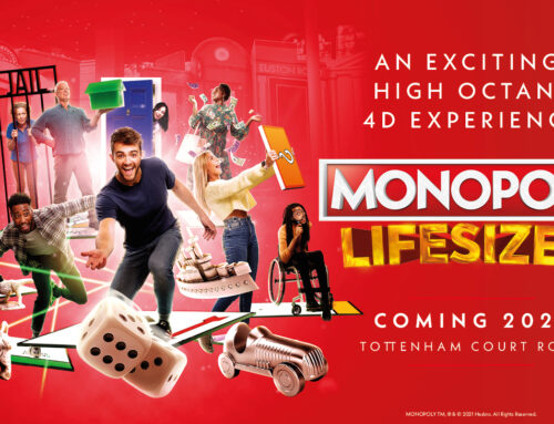 Monopoly: Lifesized Experience Lands in London this August