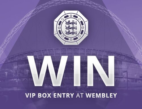 Enter Our Wembley Competition!