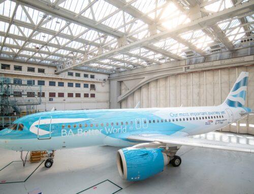 BRITISH AIRWAYS LAUNCHES NEW SUSTAINABILITY PROGRAMME