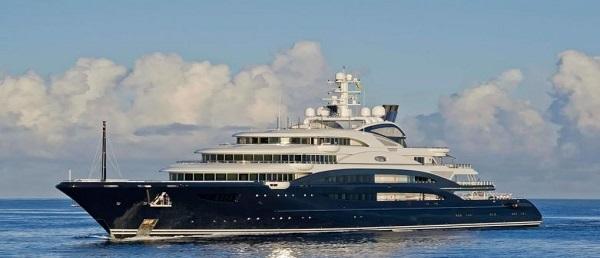 S'agit-il des meilleurs yachts du monde?