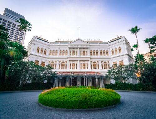 The Return of a Legend:Raffles Hotel Singapore Re Opens