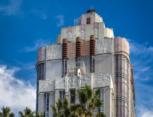 Mix Business with Pleasure at Hollywood's Sunset Tower Hotel