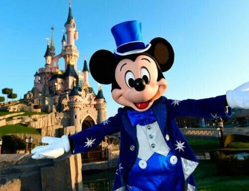 Disneyland Paris Now Open