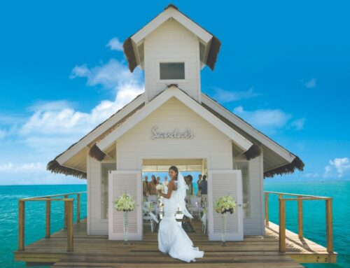 Sandals Launches Virtual Wedding Service